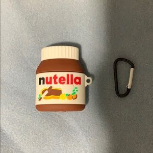 Accessories - Nutella Airpods Case